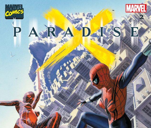 PARADISE X (2002) #2