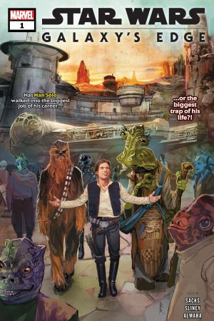 Star Wars: Galaxy's Edge (2019) #1