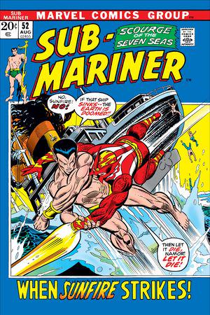 Sub-Mariner #52