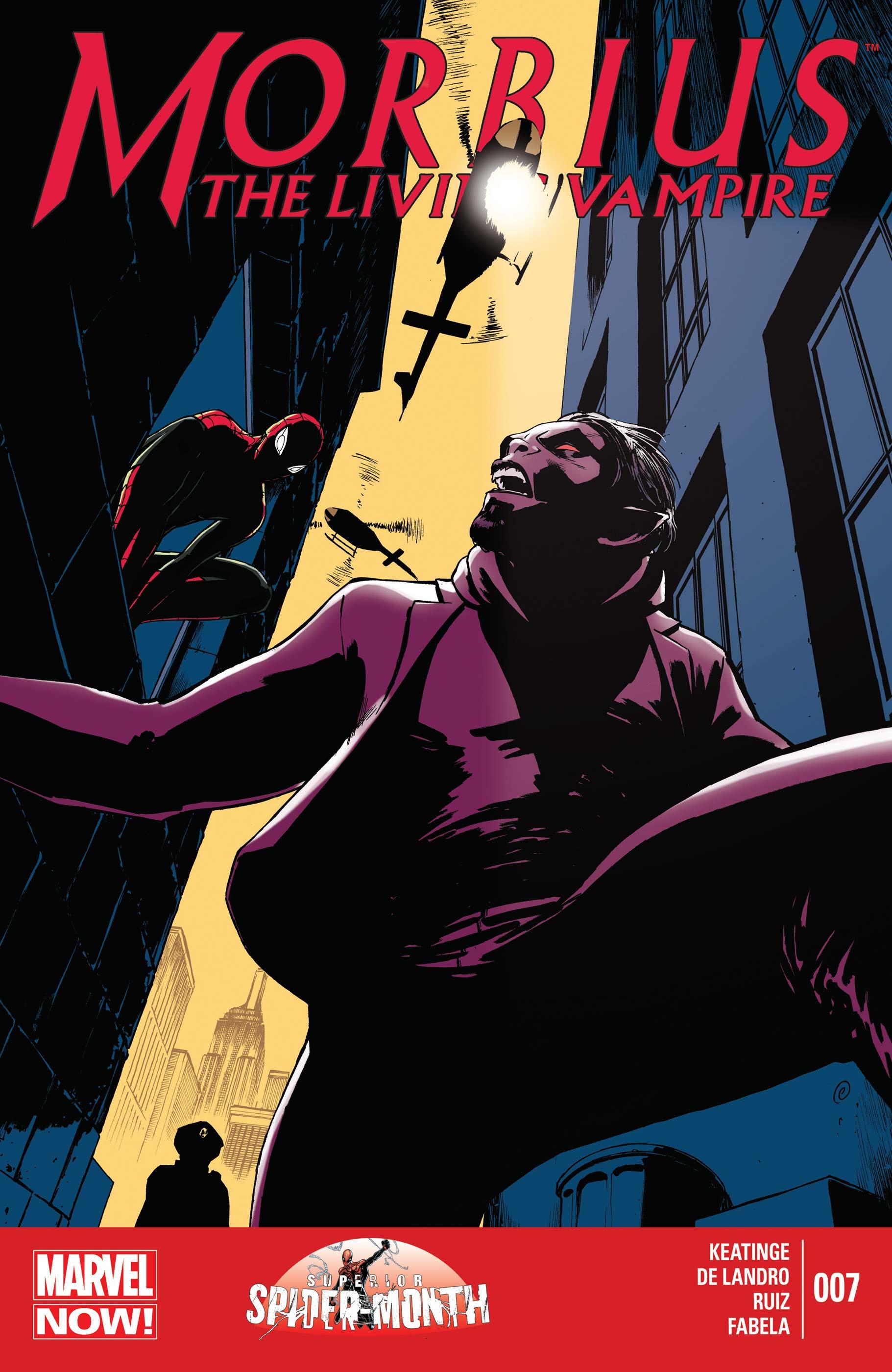 Morbius: The Living Vampire (2013) #7