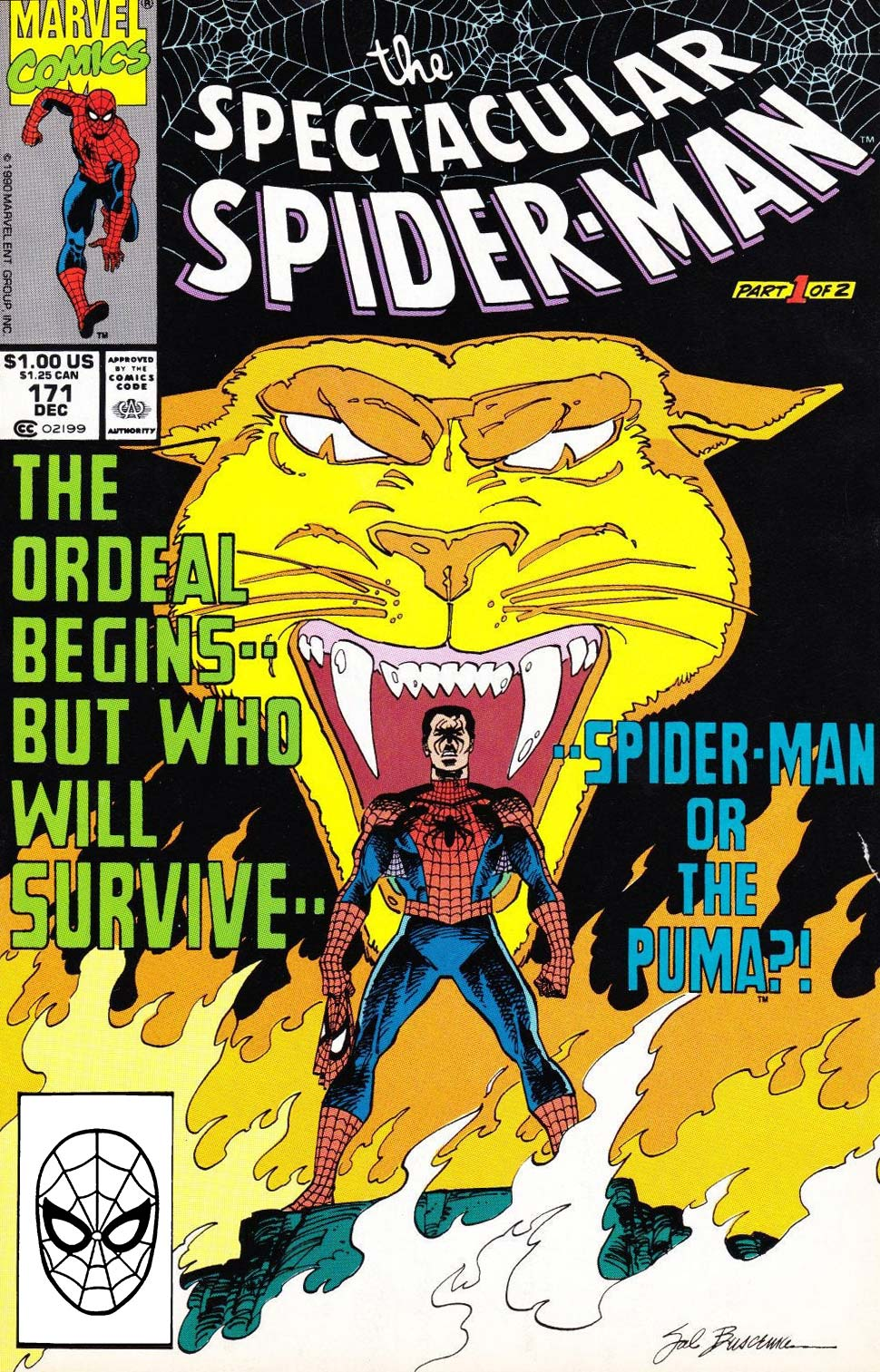 Peter Parker, the Spectacular Spider-Man (1976) #171