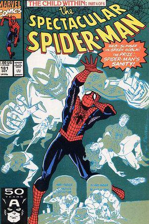 Peter Parker, the Spectacular Spider-Man (1976) #181