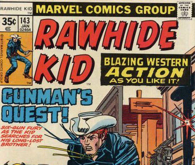 Rawhide Kid #143