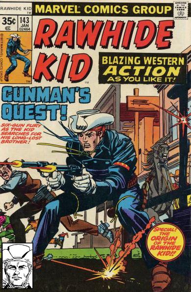 Rawhide Kid (1955) #143