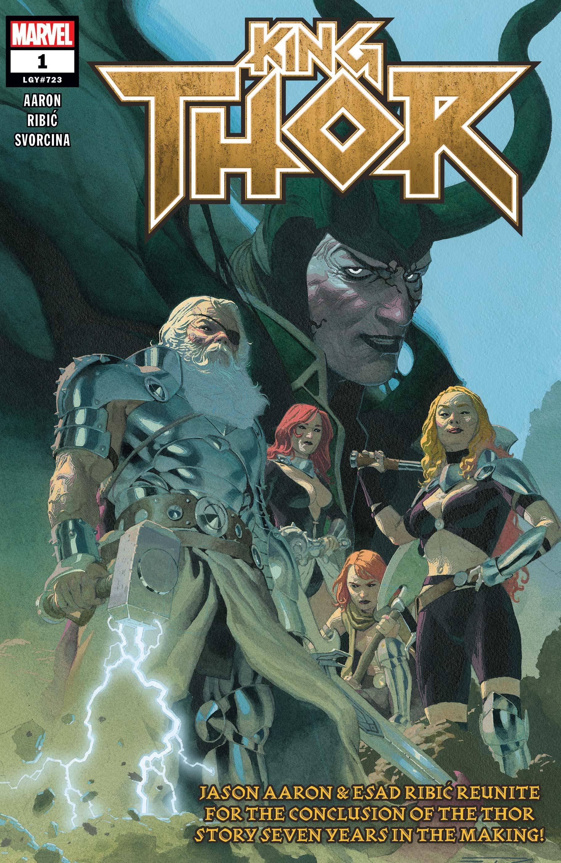 King Thor (2019) #1