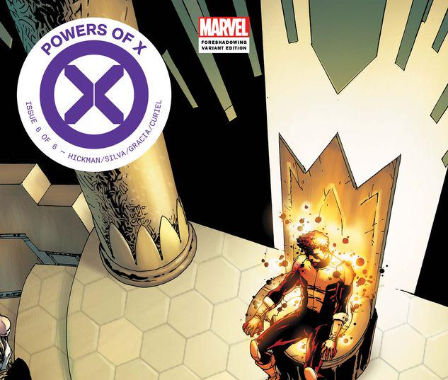 Powers of X #6