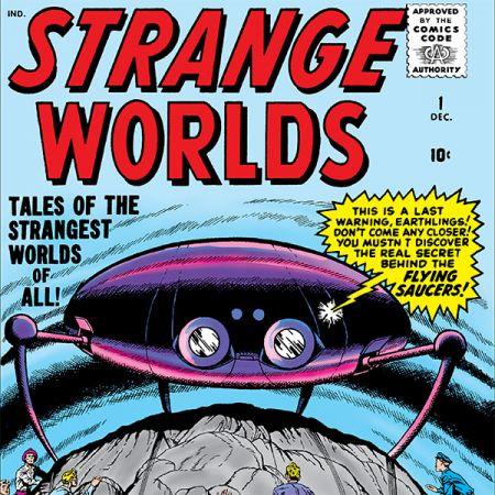 Strange Worlds (1958 - 1959)