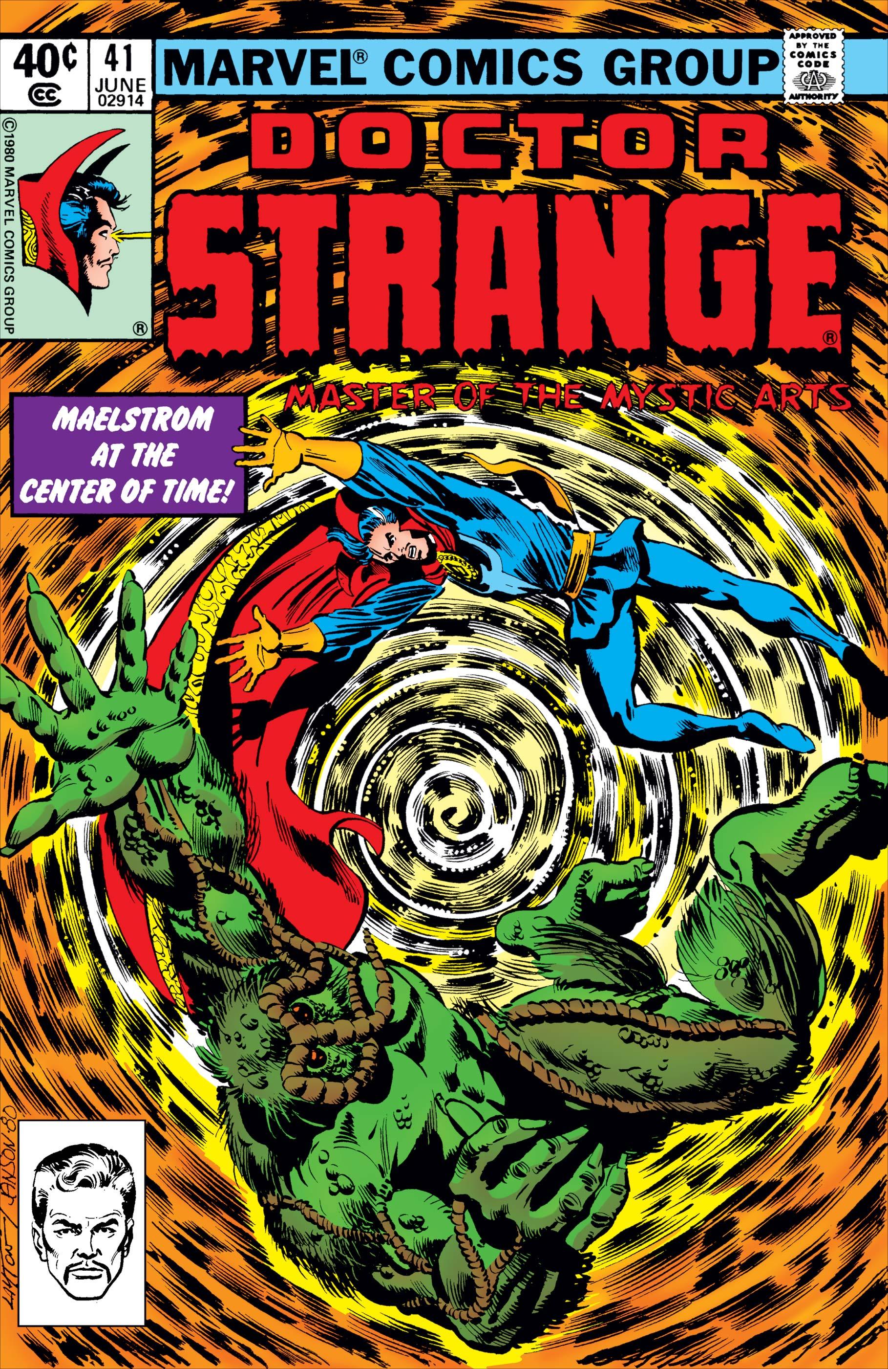 Doctor Strange (1974) #41