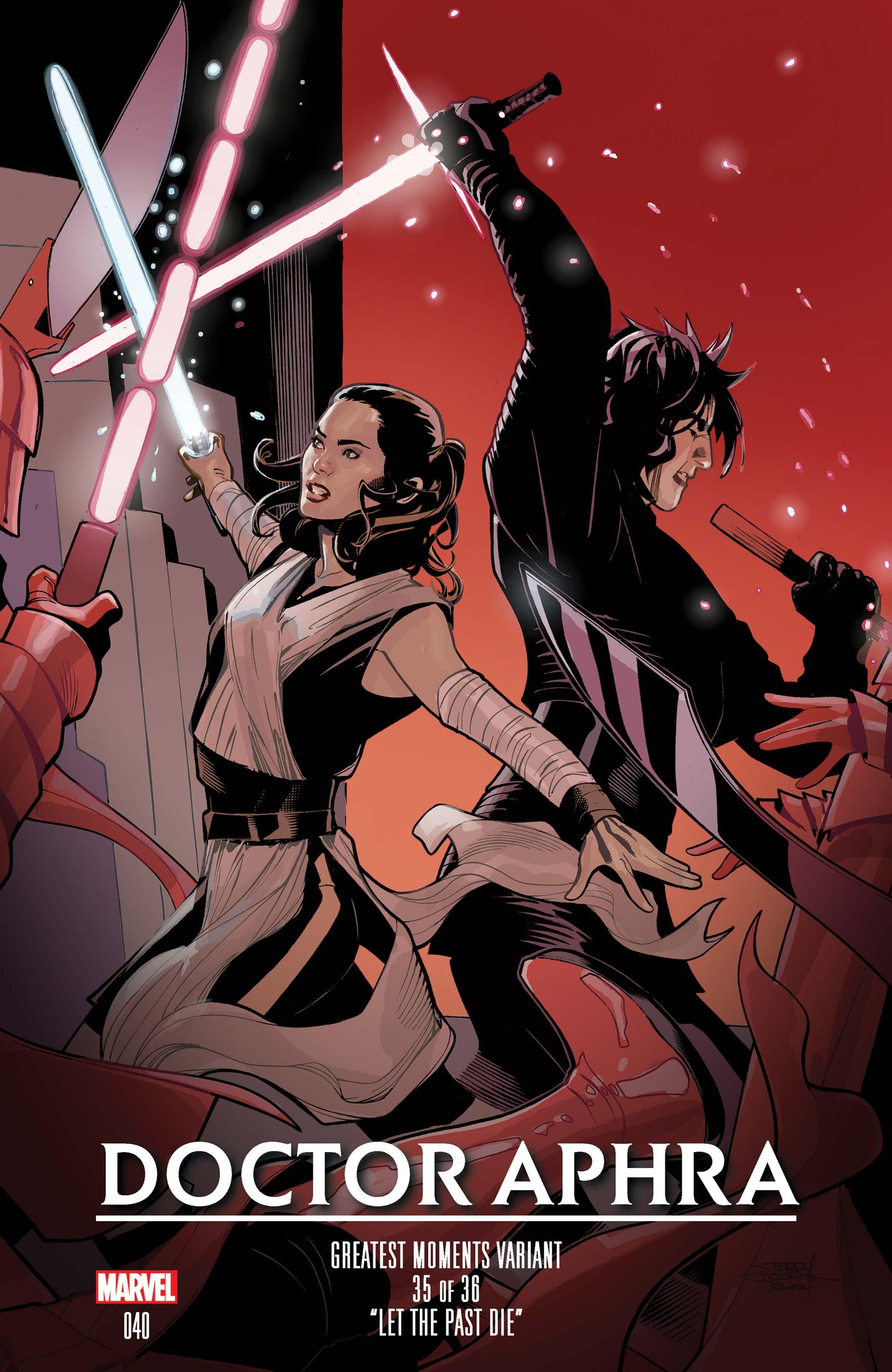Star Wars: Doctor Aphra (2016) #40 (Variant)