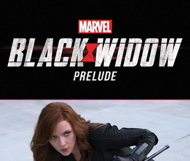 Marvel's Black Widow Prelude #2