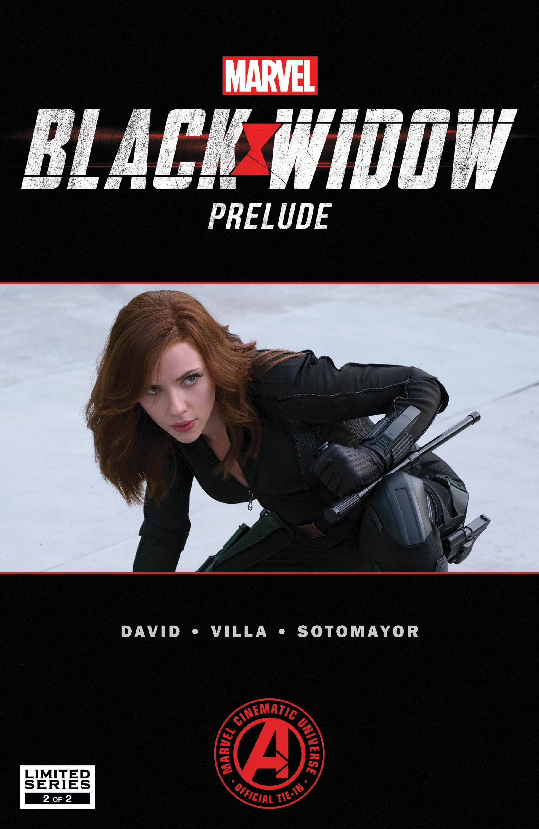 Marvel's Black Widow Prelude (2020) #2