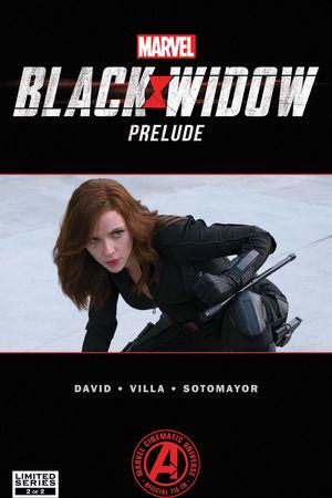 Marvel's Black Widow Prelude #2