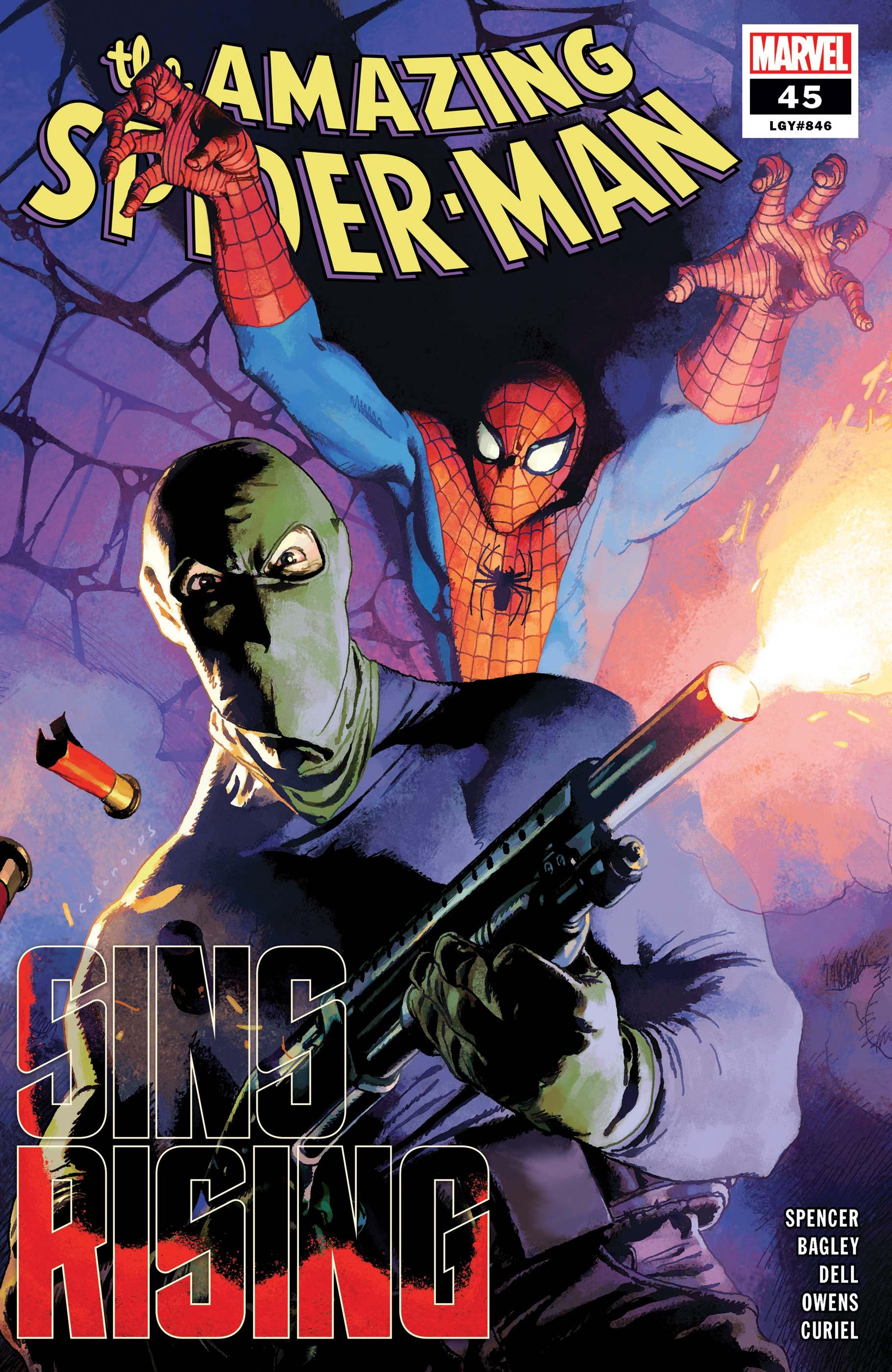 The Amazing Spider-Man (2018) #45