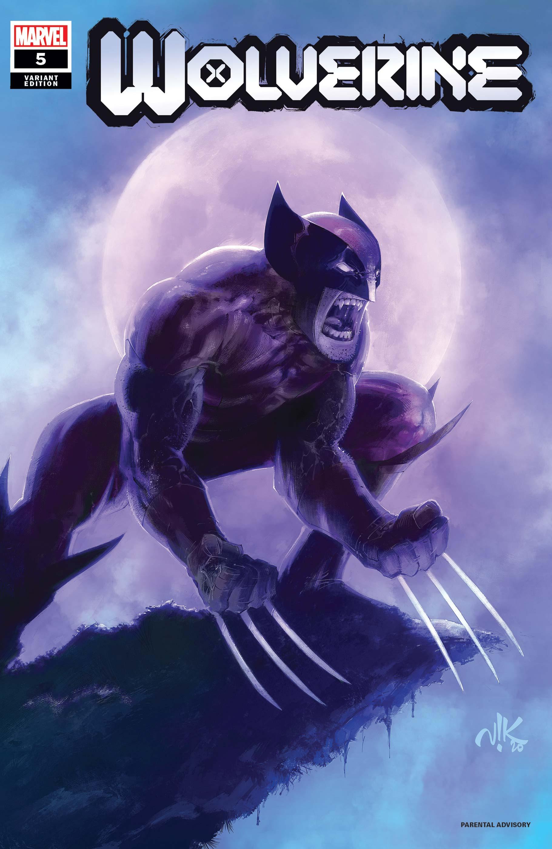Wolverine (2020) #5 (Variant)