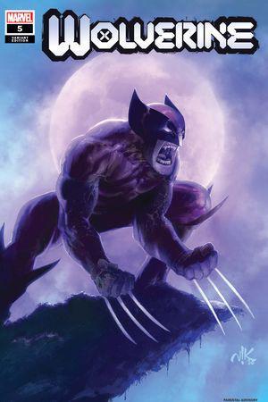 Wolverine #5  (Variant)