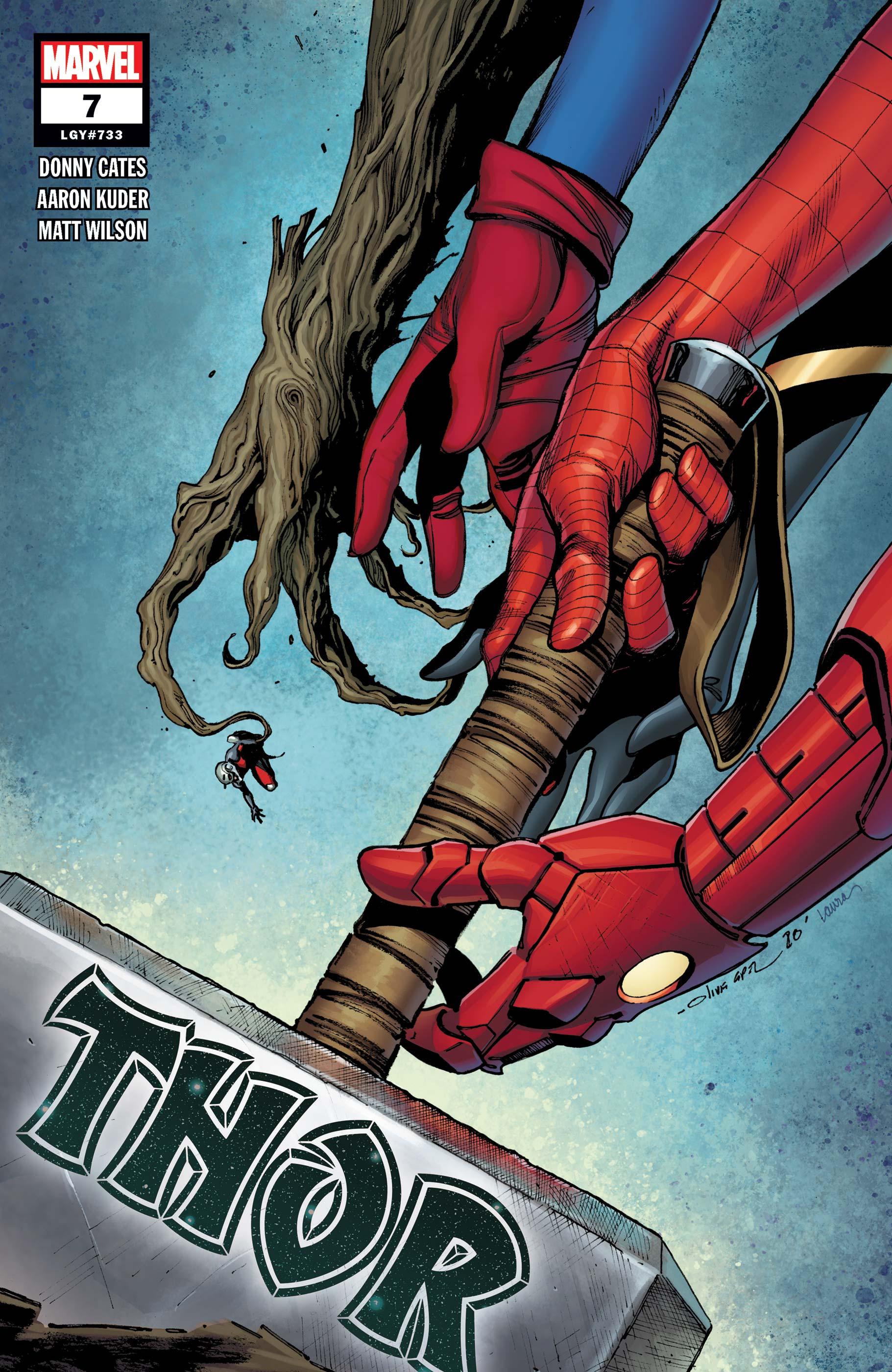 Thor (2020) #7