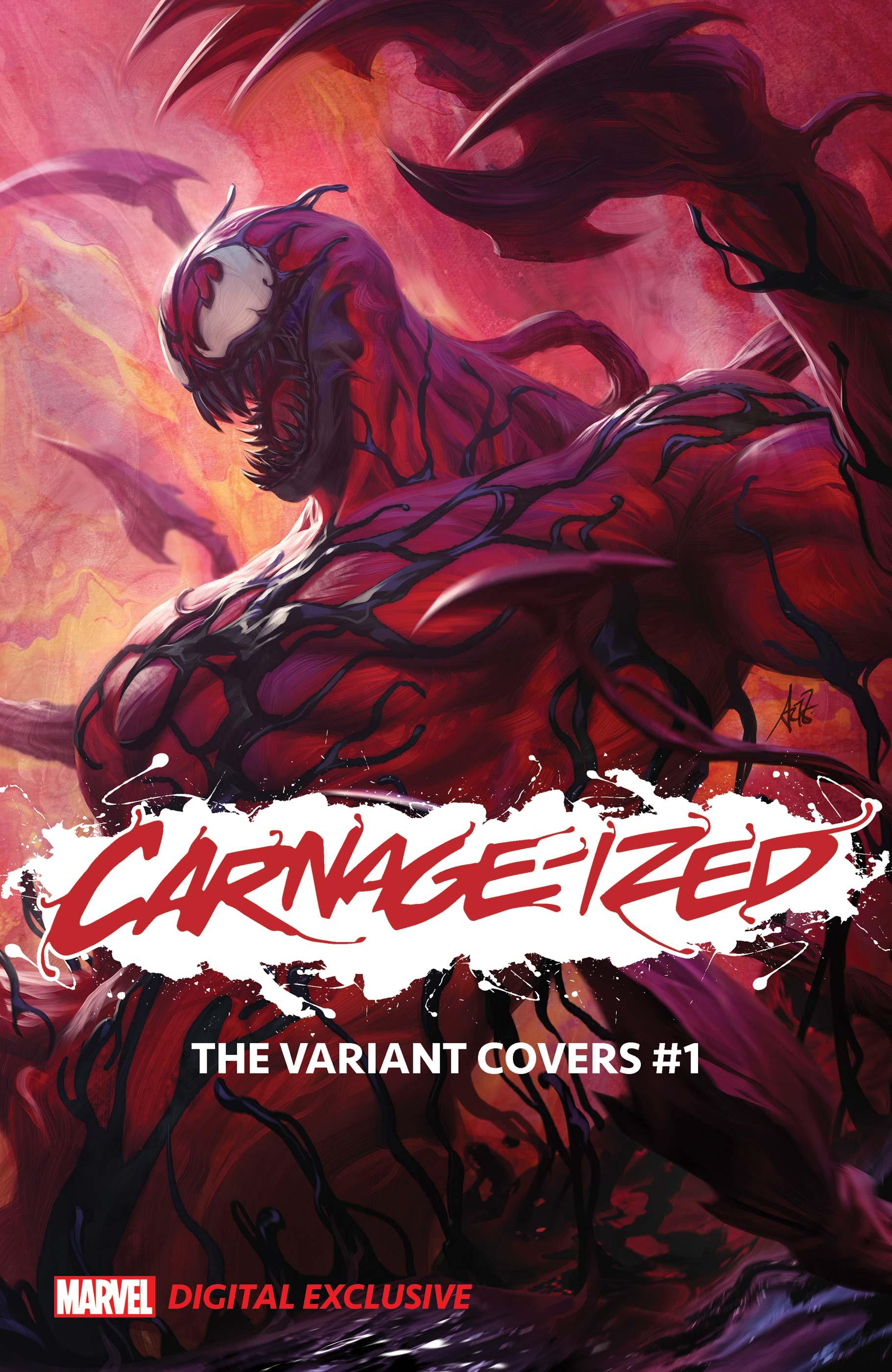 Carnage-ized Variants (2020) #1