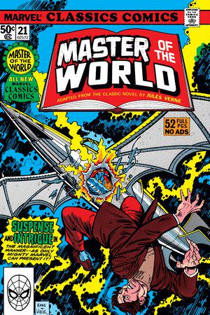 Marvel Classics Comics Series Featuring (1976) #21