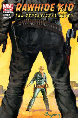 The Rawhide Kid #4