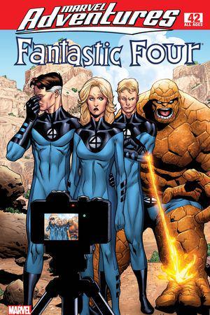 Marvel Adventures Fantastic Four #42