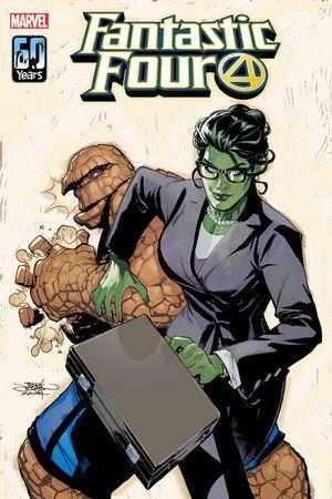 Fantastic Four #38
