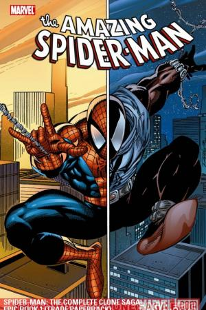 Spider-Man: The Complete Clone Saga Epic Book 1 (2010 - Present)