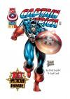 CAPTAIN AMERICA #1 COVER