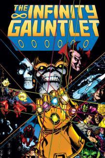 Infinity Gauntlet (Trade Paperback)
