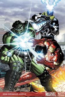 Hulk Chronicles: Wwh #2