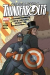 Thunderbolts (2006) #164 cover