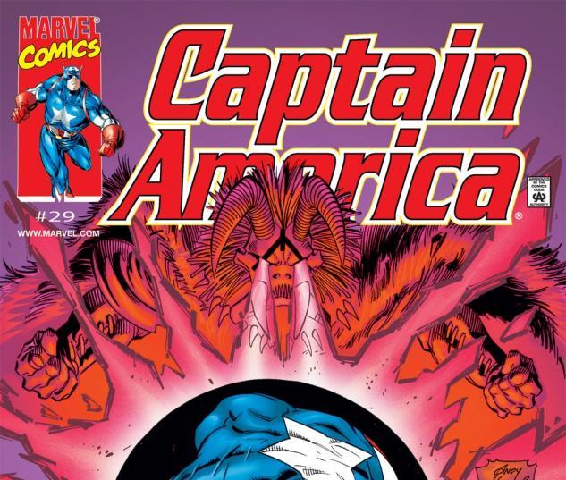 Captain America (1998) #29