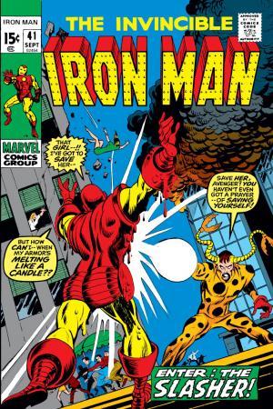 Iron Man #41