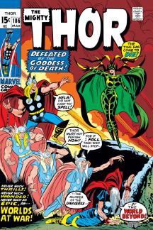 Thor (1966) #186