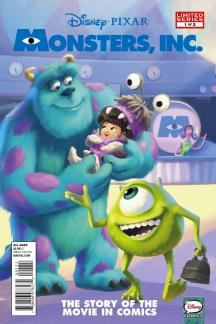 Monsters, Inc. #1