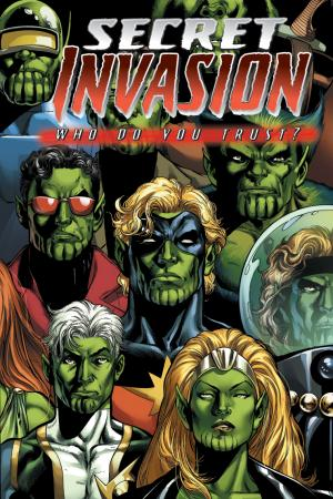 Secret Invasion: Who Do You Trust? (2008) #1