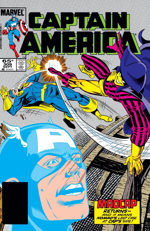 Captain America (1968) #309