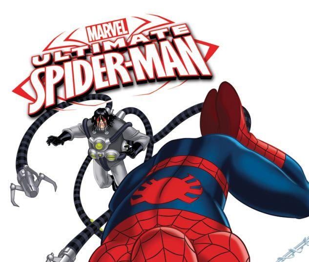 MARVEL UNIVERSE ULTIMATE SPIDER-MAN 20