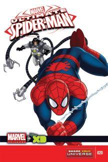 Marvel Universe Ultimate Spider-Man (2012) #20