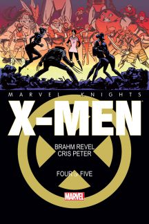 Marvel Knights: X-Men #4