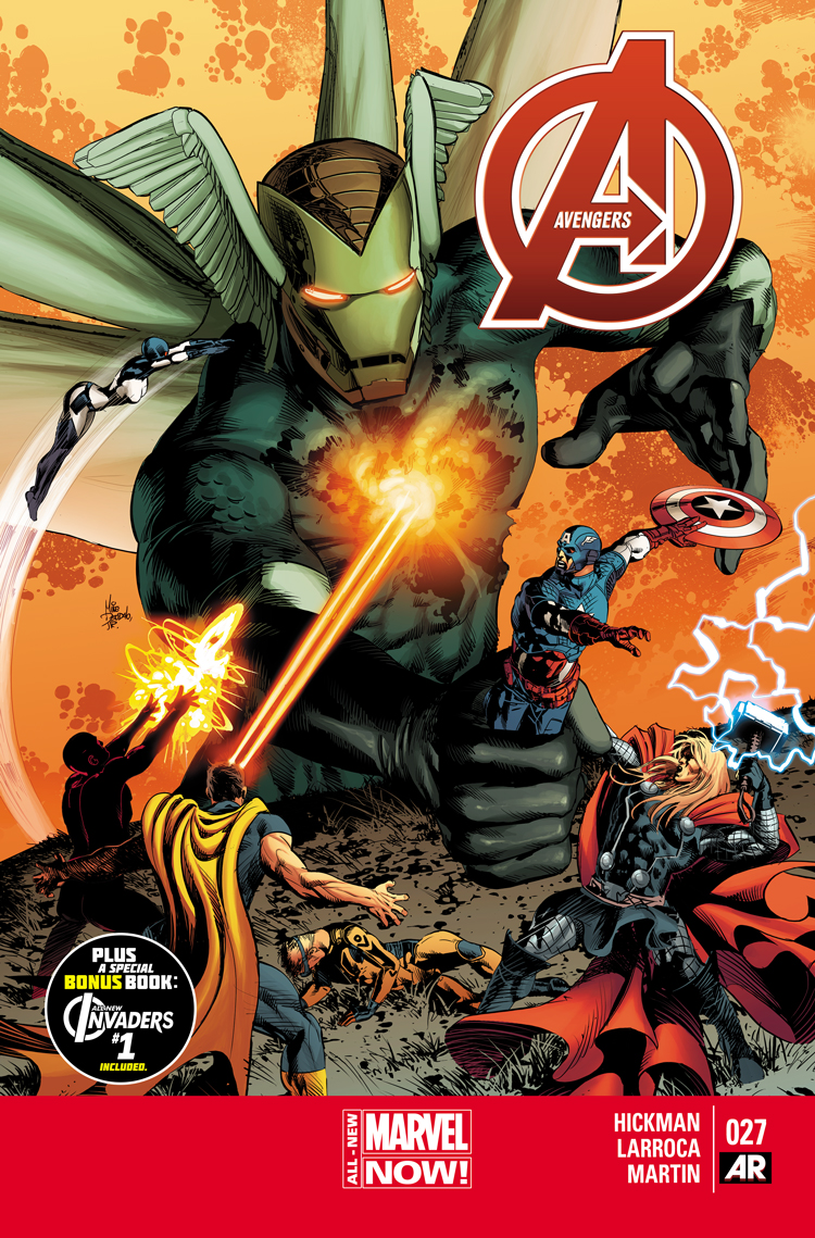 Avengers (2012) #27