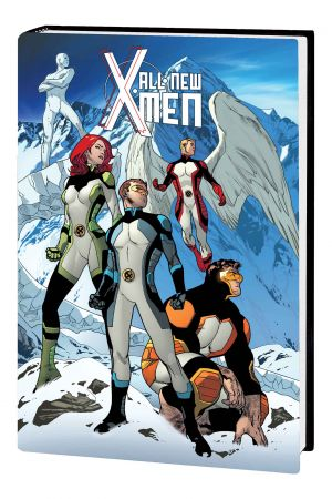 ALL-NEW X-MEN VOL. 4: ALL-DIFFERENT PREMIERE HC (Hardcover)
