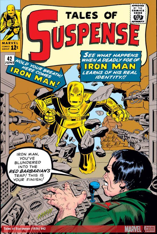Tales of Suspense (1959) #42