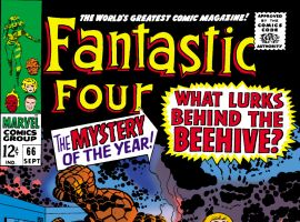 Fantastic Four (1961) #66 Cover