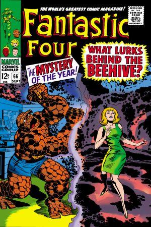 Fantastic Four (1961) #66