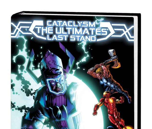 CATACLYSM: THE ULTIMATES' LAST STAND HC (WITH DIGITAL CODE)