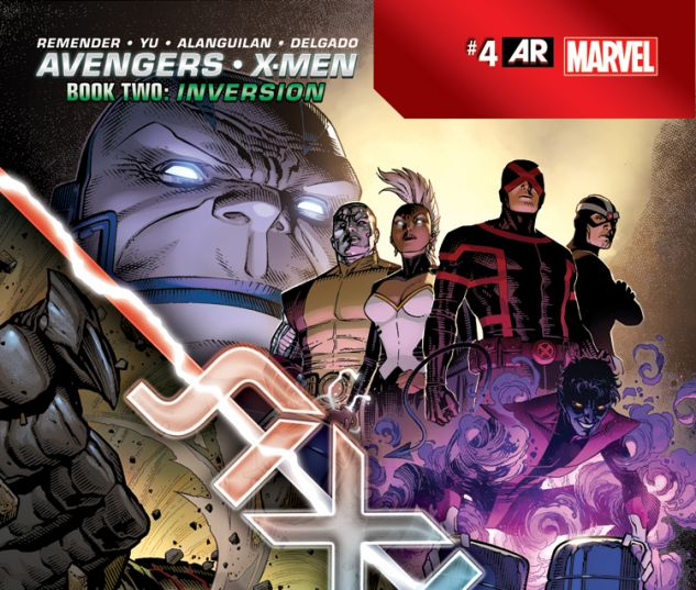 AVENGERS & X-MEN: AXIS 4 (AX, WITH DIGITAL CODE)
