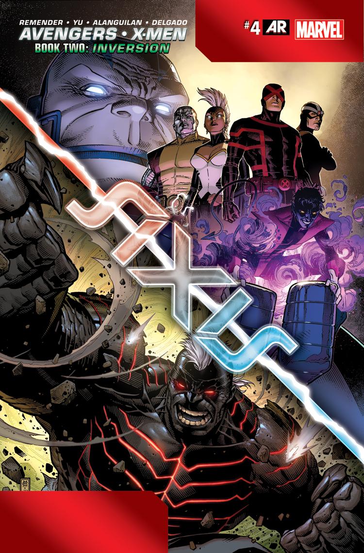Avengers & X-Men: Axis (2014) #4