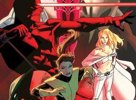 Uncanny X-Men #600 variant cover by Kris Anka