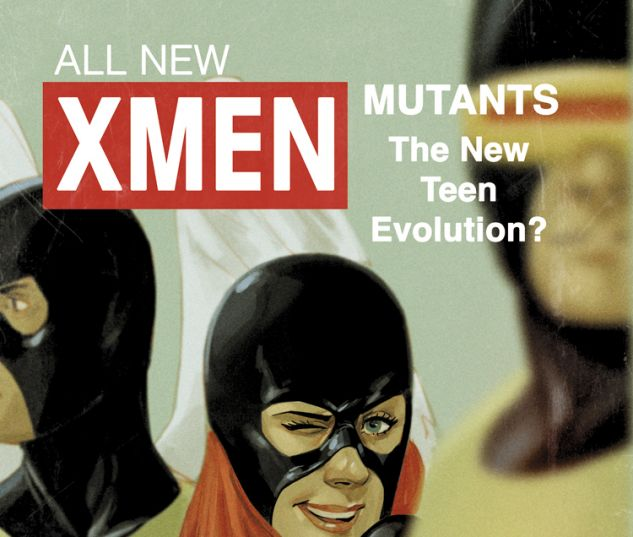 ALL-NEW X-MEN 38 NOTO VARIANT (BV, WITH DIGITAL CODE)