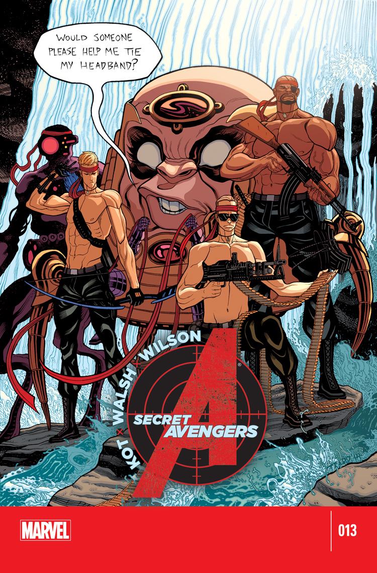 Secret Avengers (2014) #13